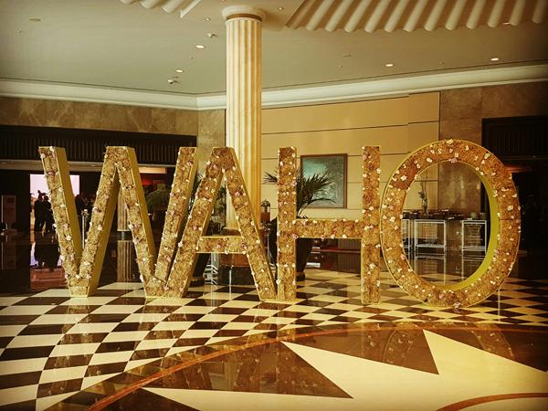 WAHO logos