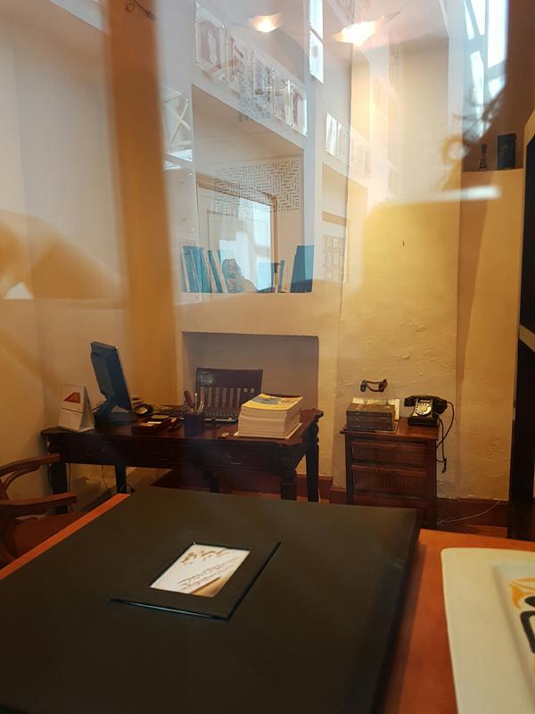 Abdullah Al Zayed office