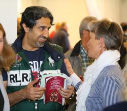 Young mare DJEDAHES tops Arabian sale