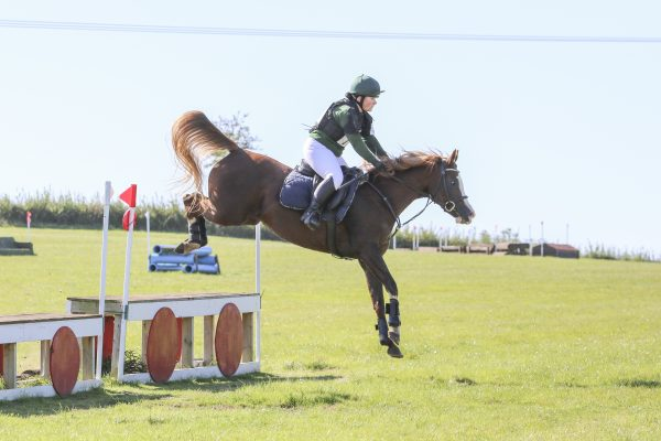 Annia Aurelia competing in her first hunter trial (c) Still Light Photography