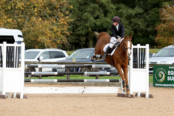 Avonbrook Odin at the NSEA Championship.