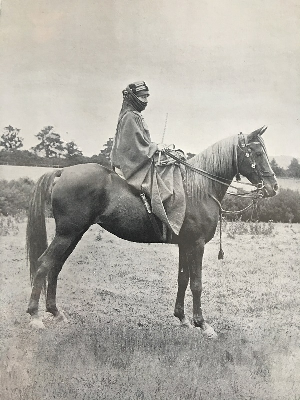 The famed photo of Lady Anne on Kasadi