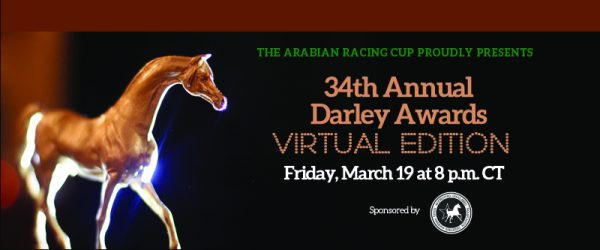 Banner for the 2021 Darley Awards Virtual Event
