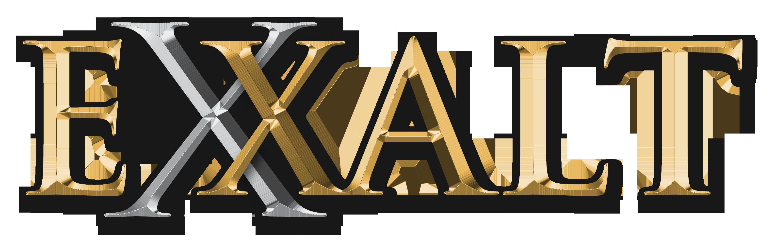 Exxalt logo