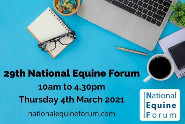 National Equine Forum 2021